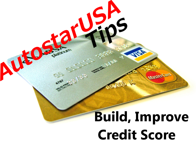 Autostar USA Tips: Build, Improve Credit Score