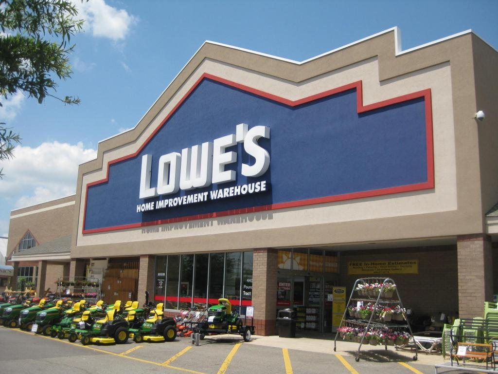 lowes home improvement warehouse