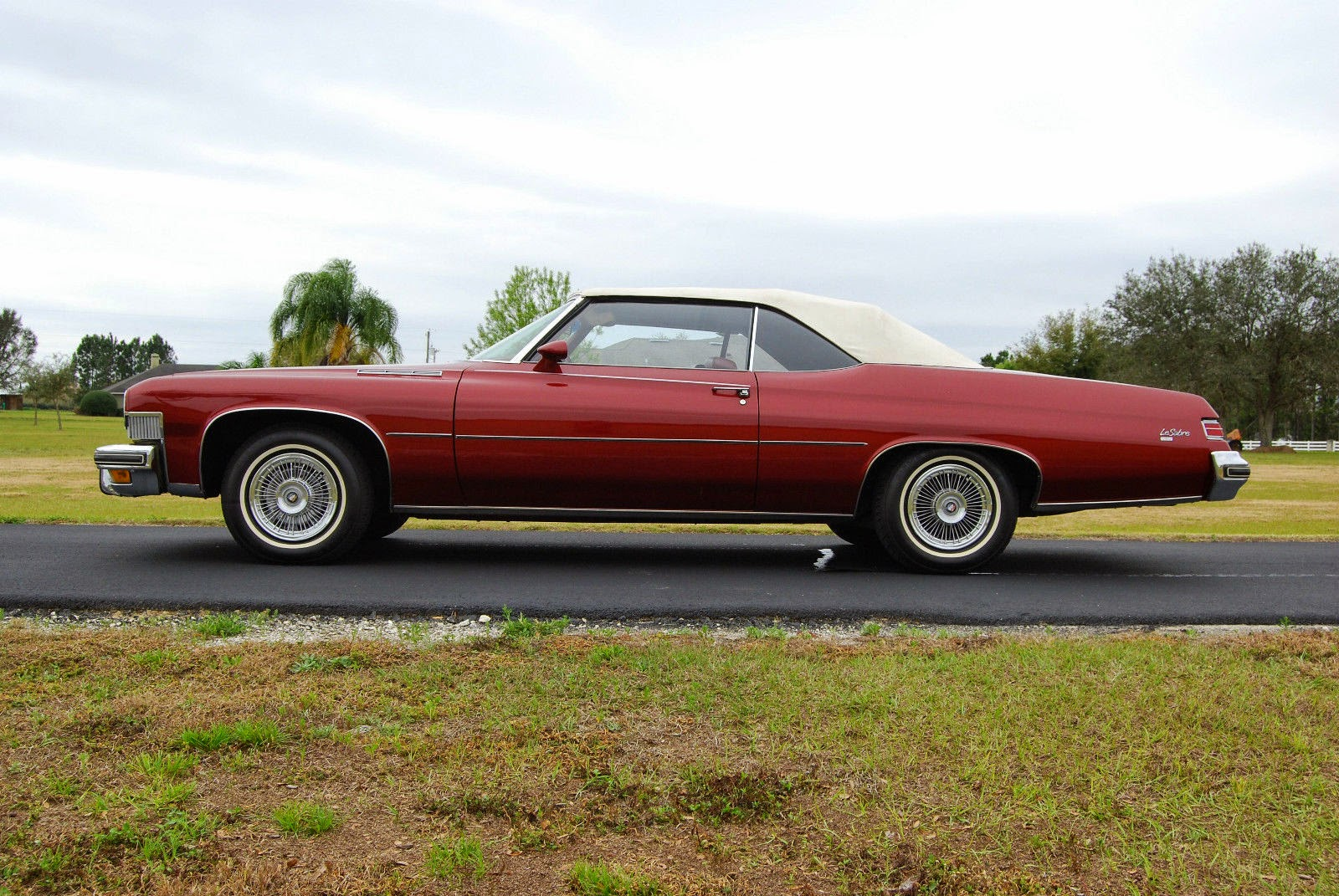 Malaise Monday: 1974 Buick LeSabre Luxus
