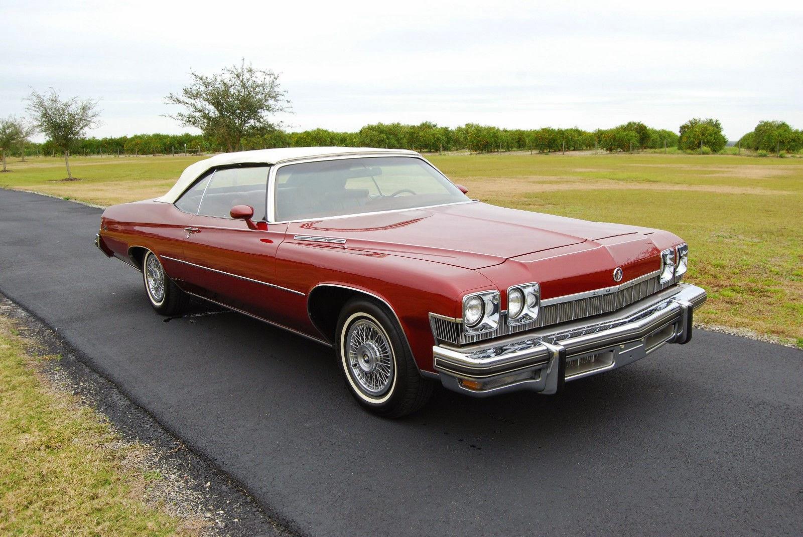 Malaise Monday 1974 Buick Lesabre Luxus The Autotempest Blog