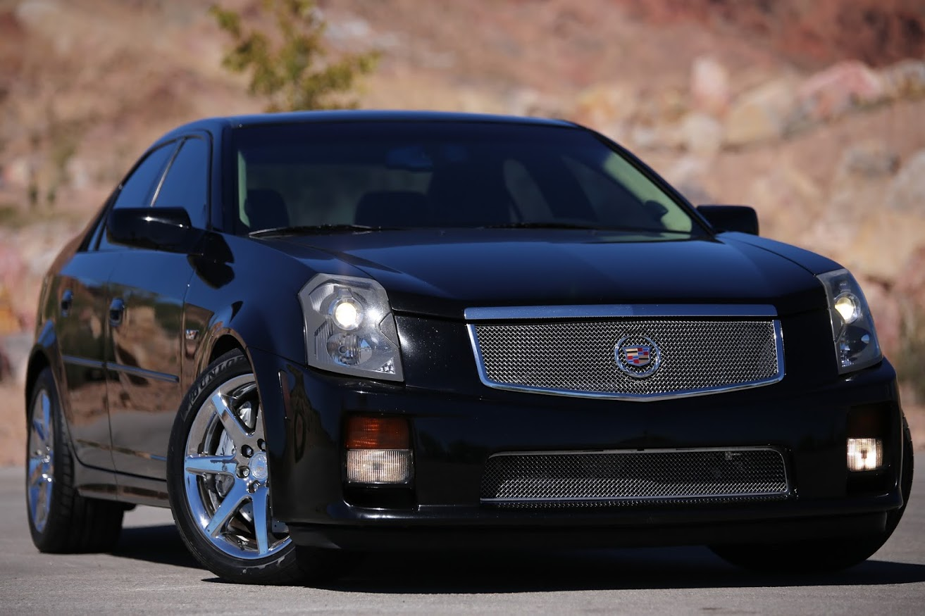 Underrated Ride Of The Week 2004 2007 Cadillac Cts V The Autotempest Blog