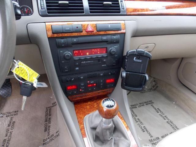 2004 Audi A6 2.7T