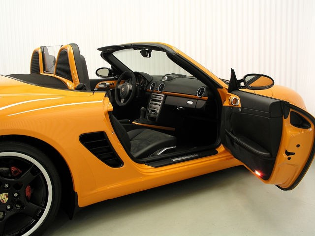 2008 Boxster Limited Edition