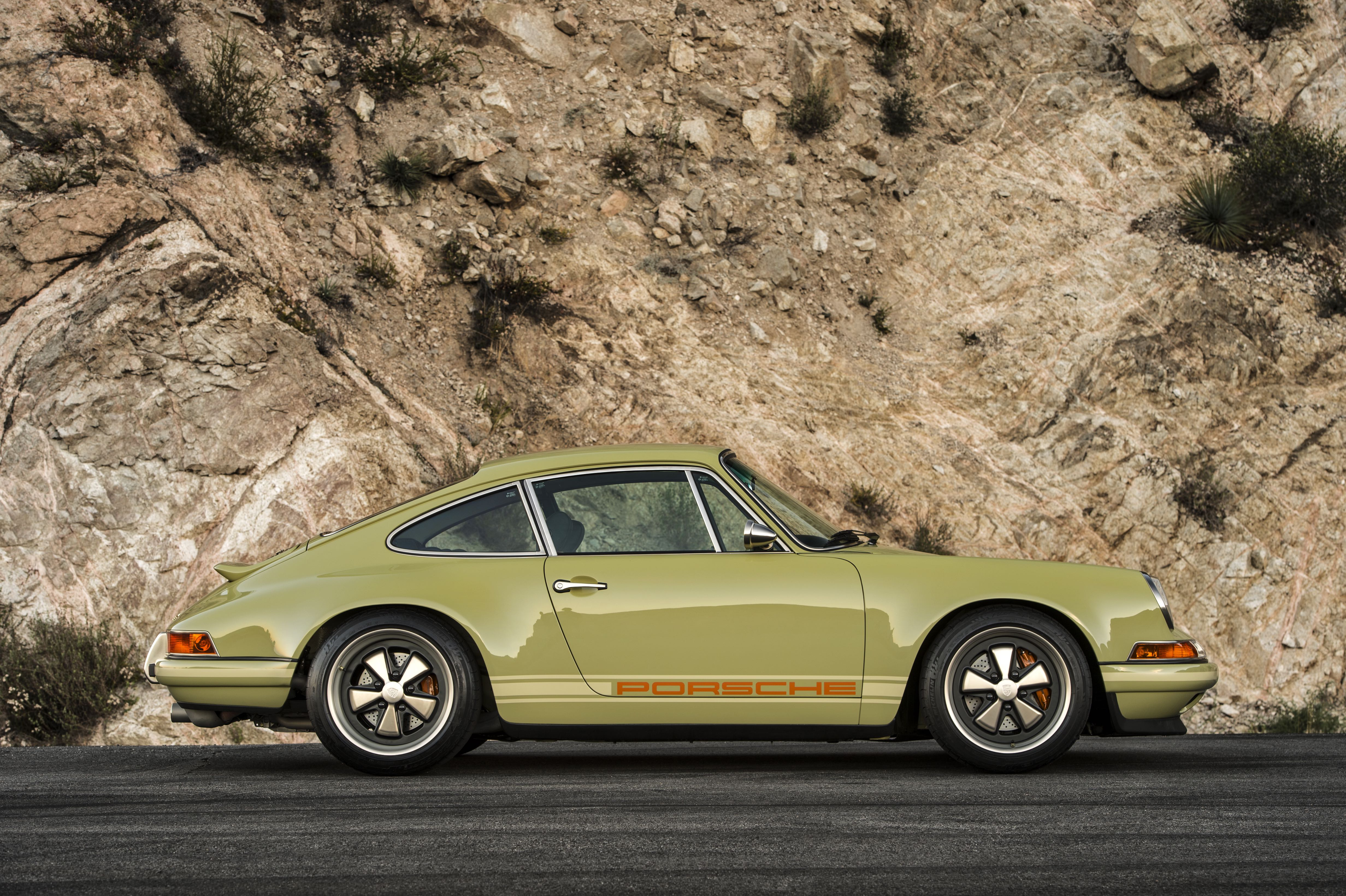 wallpaper wednesday porsche 911 modified by singer the