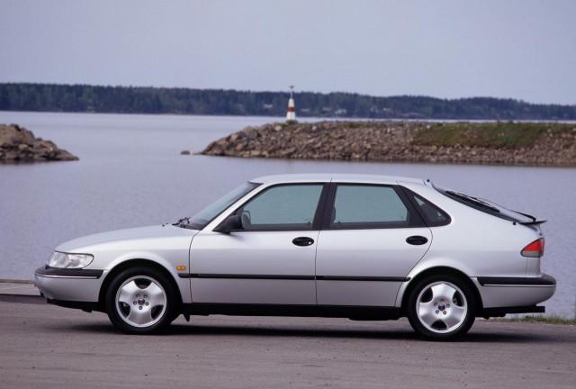1997 Saab 900 Turbo