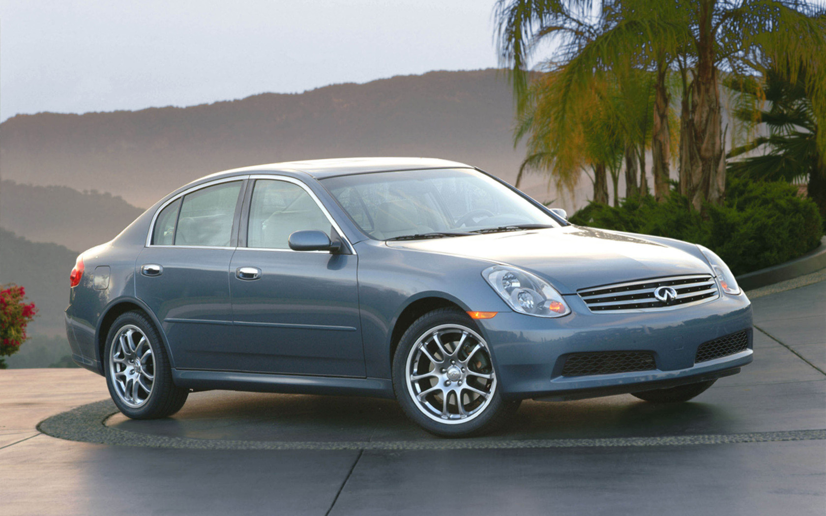Underrated ride of the week 0506 infiniti g35 sedan the 2005 infiniti g35 sport sedan vanachro Choice Image