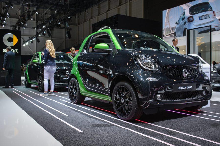 Avant2Go Ženeva Daimler