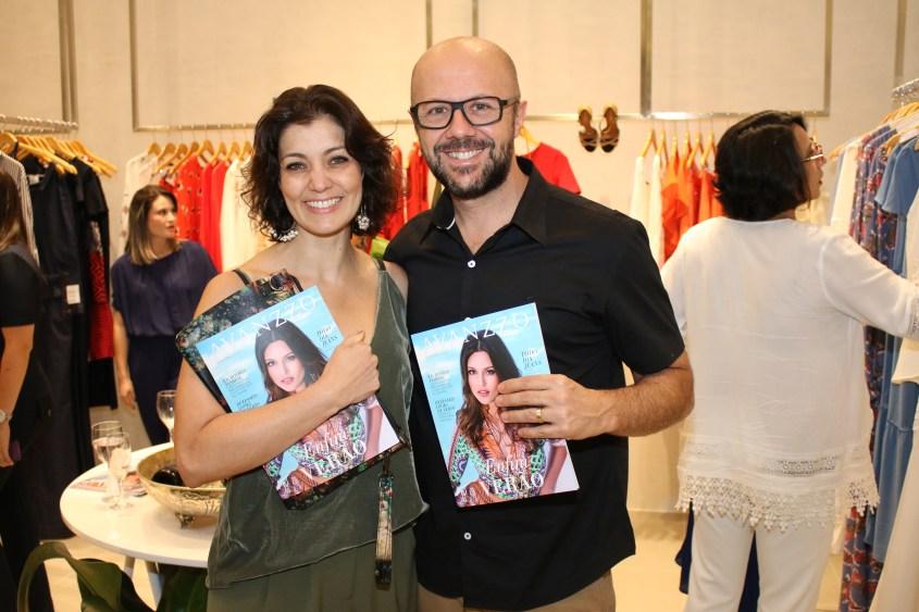 André e Débora Amaral
