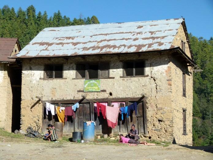 Nepal campo