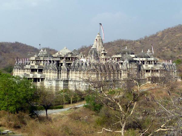 Ranakpur en Rajasthan