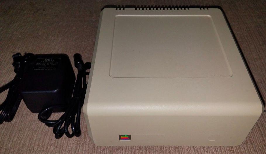 Profile hard drive prototype on eBay