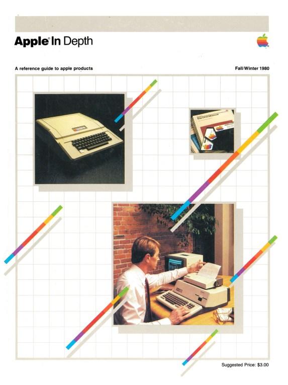 Apple in Depth Catalog 1980
