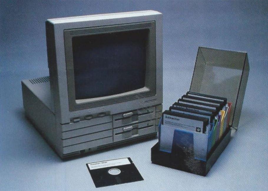 Cordata WPC Bridge, IBM-PC et Apple II