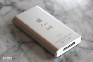 l'iPod Mini+HP