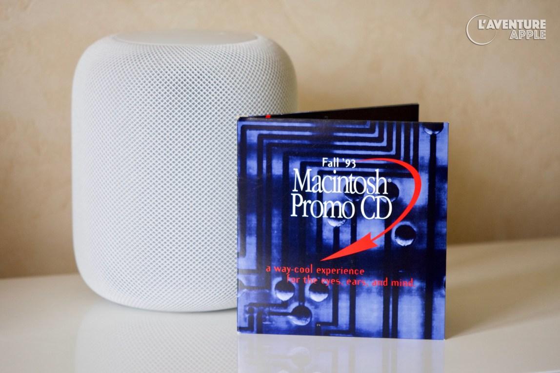 Apple Fall '93 Macintosh Promo CD