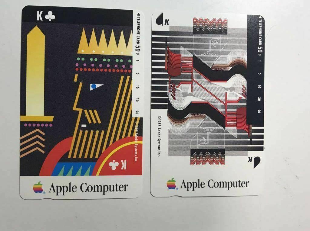Apple NTT telephone card