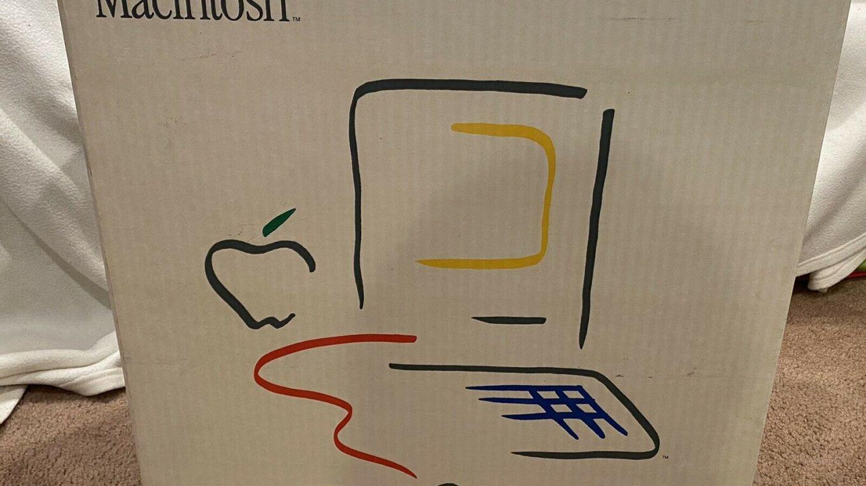 Carton Picasso Macintosh