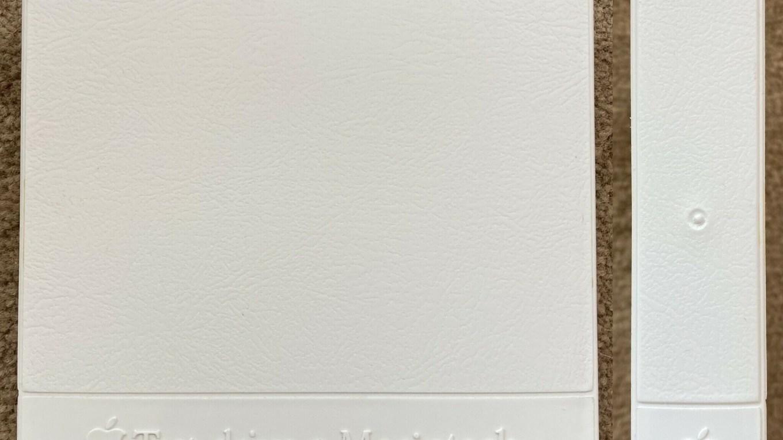Test drive a Macintosh disquettes boîte