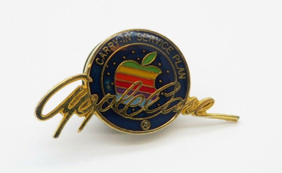 Applecare pin's
