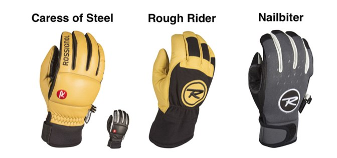 Rossignol Performance winter gloves