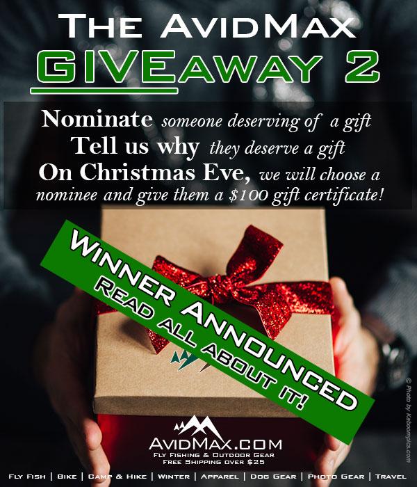 The GIVEaway 2 winner has been chosen!