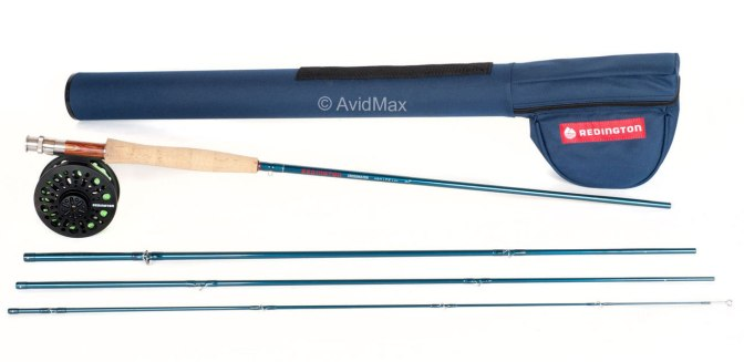 Redington Crosswater Fly Rod Outfit Product Review