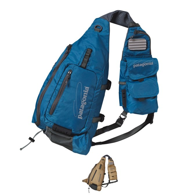 Patagonia Fly Fishing Vest Front Sling product review