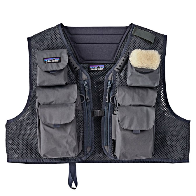 Patagonia Mesh Master II Vest highlights