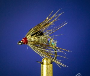 Holy Grail Caddis Emerger