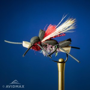 Learn how to tie the Amy's Ant with video instructions!