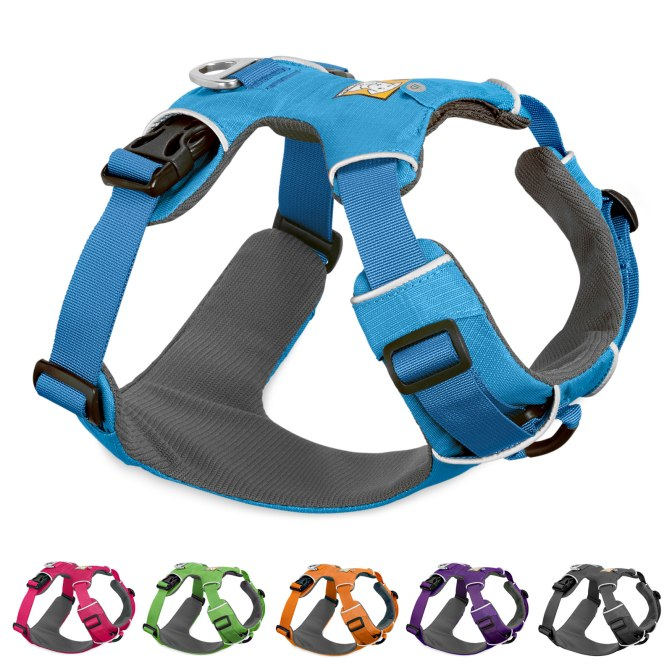 Ruffwear Front Range Harness Product Review 5 Stars