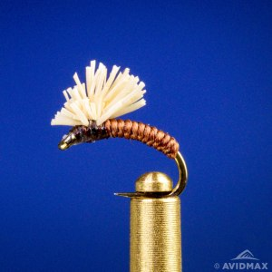 Learn how to tie the Serendipity Midge Emerger fly