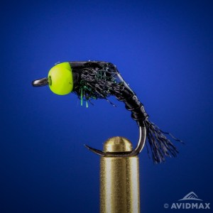 How To Tie The Chart Baetis: Fly Tying Video