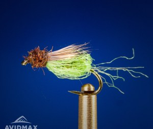 Sparkle Emerger (McFlylon Variation)