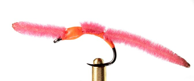How To Tie Pav's Hot Spot Worm: Fly Tying Tutorial Video