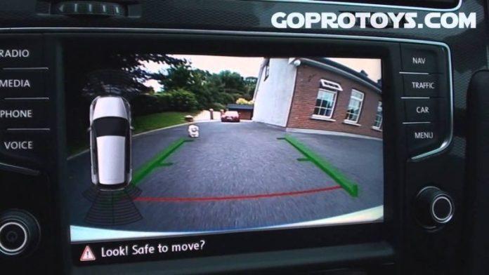parking kamera