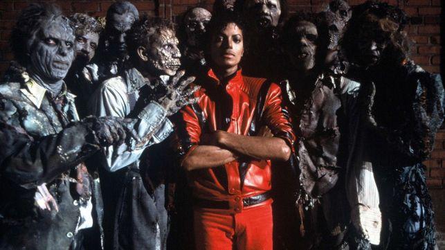 "Michael Jackson - ""Thriller"" 1982"