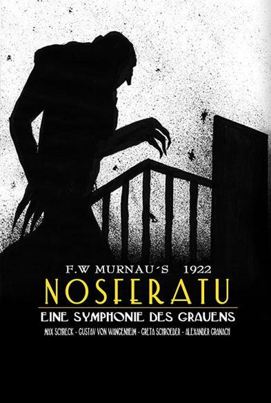 """""""Nosferatu"""" - 1922"""
