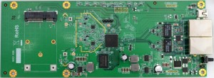 AyrMesh Cab Hub2 board for integration in new vehicles
