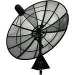 C-band dish antenna