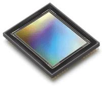 Camera sensor chip