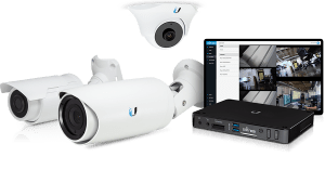 Ubiquiti Cameras and NVR, courtesy of Ubiquiti Networks