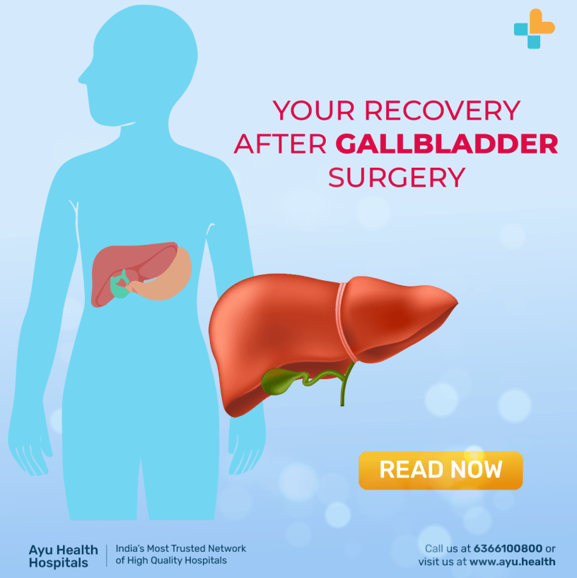 blog about post surgery of gallbladder stone
