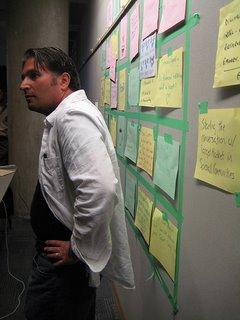William at BarCampBankBC