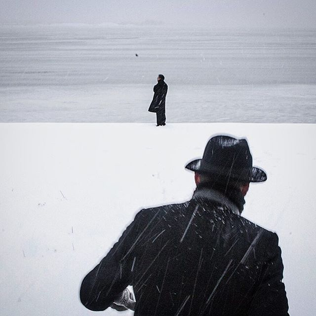 @jr:On the making of the film Ellis last winter