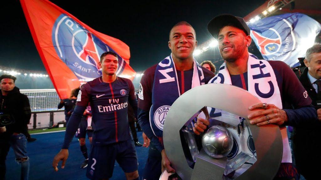 Image result for neymar ligue 1 trophy
