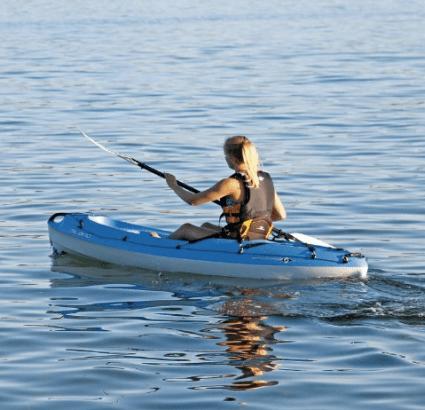 Différences entre le canoë et le kayak