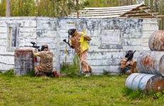 Paintball-équipe