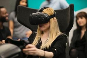 réalité virtuelle team building insolite