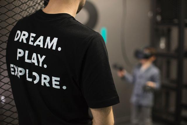 expérience de réalité virtuelle à paris et en ile de france